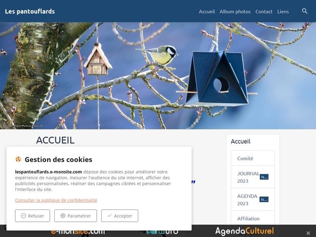 Les Pantouflards