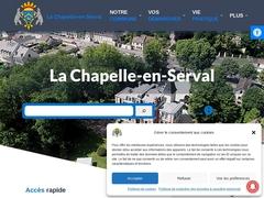 Mairie de la Chapelle-en-Serval