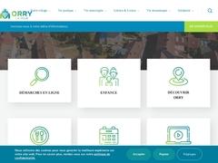 Mairie d'Orry-la-Ville