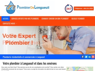 Plombier Longueuil