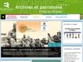 Archives départementales d'Ille-et-Vilaine