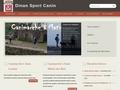 Bienvenue sur le site du Dinan Sport Canin