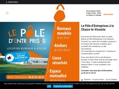 Pôle d'entreprises en Vendée