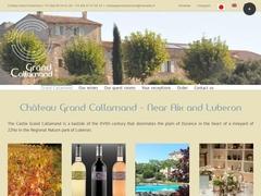 Château du Grand Callamand - Pertuis
