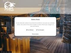 Pearl Beach (St Tropez, Var, 83)