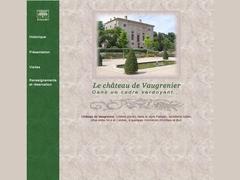 Le château de Vaugrenier