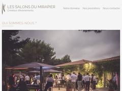 Les Salons du Mirapier - Cornillon-Confoux