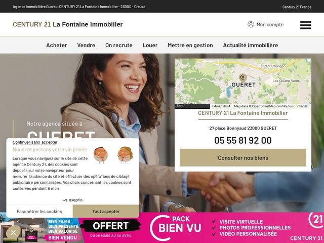 Century 21 Guéret