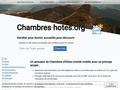 Chambres d'hôtes francophones classées par département