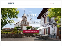 Restaurant Pecoitz - Aincille