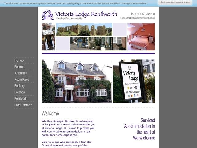 Victoria Lodge - Kenilworth - Warwickshire - England