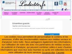 Orthographe et grammaire française grâce aux Dictées en ligne