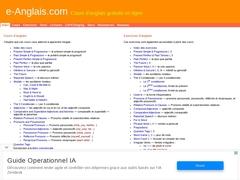 e-Anglais