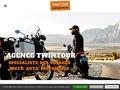 Voyage moto et motoneige. Les balades moto TWINTOUR