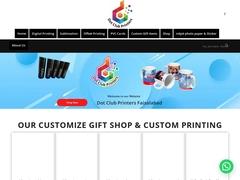 Dot Club Printers  |  Mug Printing