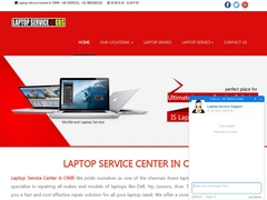 Laptop Service Center In Omr Chennai