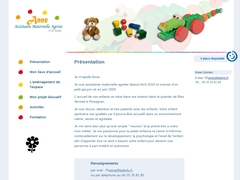 """Assistante Maternelle Perpignan : Anne Lévrien</title>    <meta http-equiv=""""content-type"""" content=""""text/html;charset=utf-8"""">  <meta name=""""description"""" cont"""