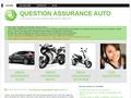 question assurance auto