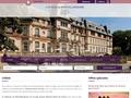 Hôtels de Luxe Chantilly | Château de Montvillargenne - Hôtel de luxe 4 étoiles - Chantilly - Proche Paris