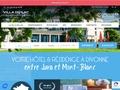 Hôtel La Villa du Lac à Divonnes les bains : Weekend SPA et restaurant proche de Genève