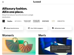 mkt   Luxury fashion from your favorite designers, all in one place.