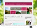Université du Vin de Suze La Rousse