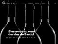 Chateau D'Azur, Vin Rosé et rouges de Bandol