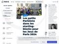 Paris : histoire et mémoire