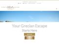 Porto Kea Suites Hôtel - Luxe**** - Korissia/Kea
