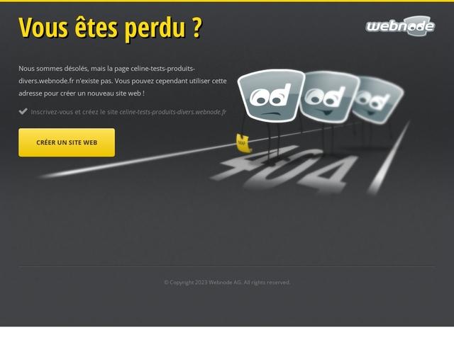 Blog tests de produits avis