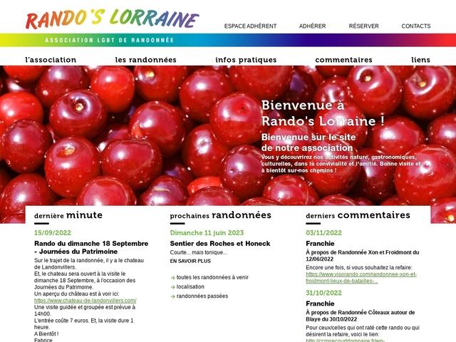 Rando's Lorraine