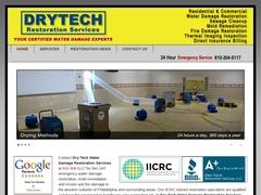 Drytech Restoration Services