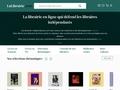 Lalibrairie.com - Une seule adresse, 800 librairies en ligne