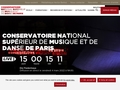 75 CONSERVATOIRE NATIONAL SUPERIEUR DE PARIS