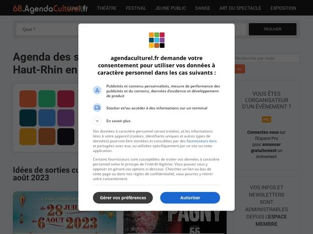 Agenda Culturel Région de Mulhouse