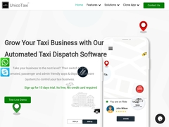 best taxi dispatch system