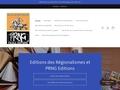 Editions Des Régionalismes