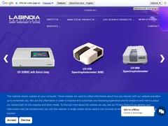 Spectrophotometer - LabIndia Analytical
