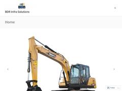 Self Loading Concrete Mixer on Rent