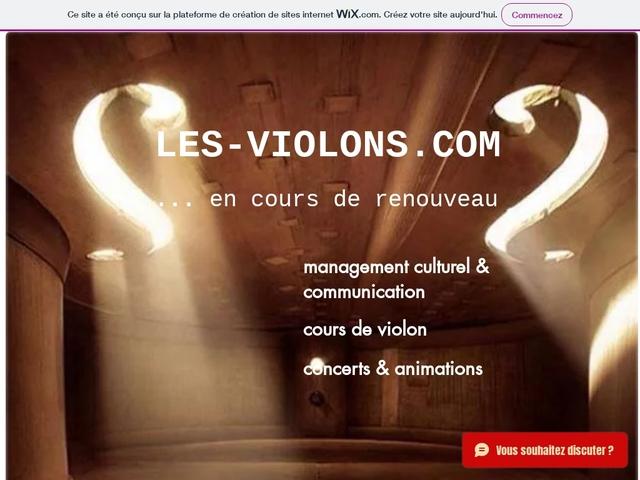 PROFESSEUR de violon à Mulhouse