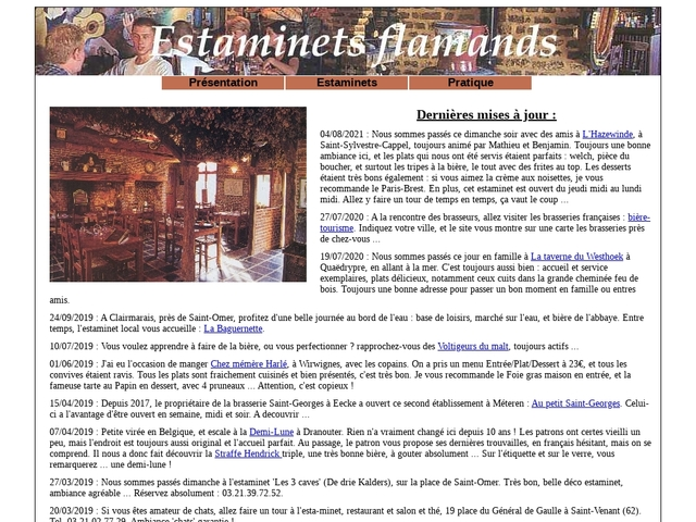 Estaminets.fr