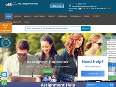 Get assignment help- Myassignmenthelp.net