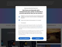 Lyon France, visite de la ville des lumières