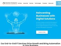 Solution Analysts Pvt Ltd