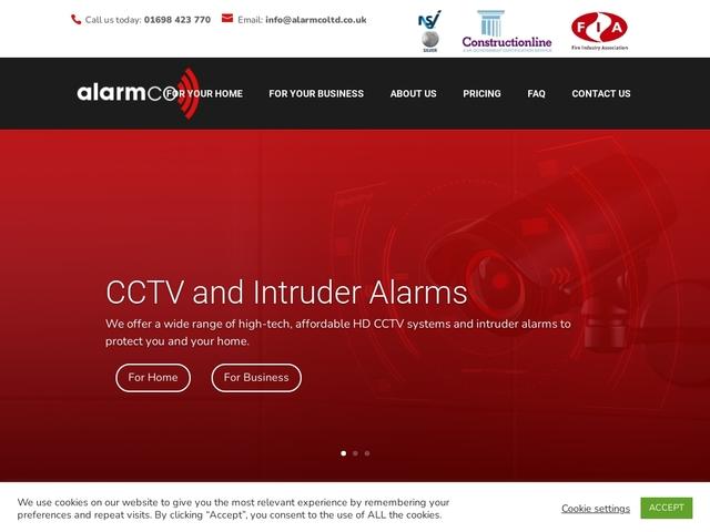 Alarmco Ltd