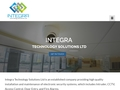 Integra Technology Solutions   Electronic Security Systems