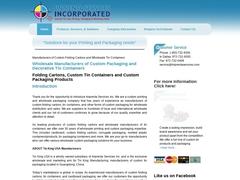 Custom Packaging Manufacturers