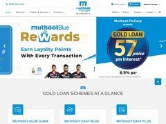 Muthoot Fincorp | Gold Loan | Money Transfer | Auto Loan