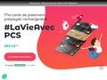 Envoi d'argent rapide et sûr avec PCS Card