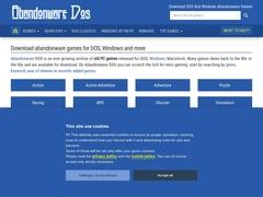 Abandonware DOS